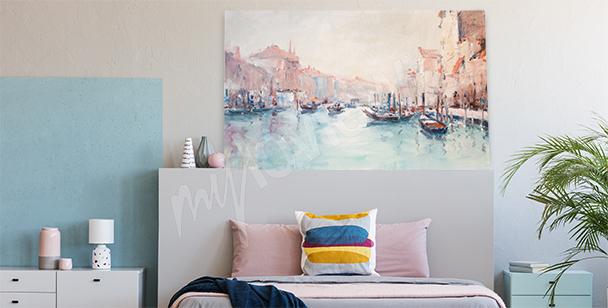 Image paysage Venise