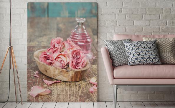 image pétales de rose