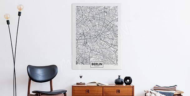 Image plan de la ville