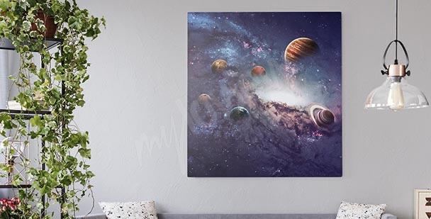 Image plančtes du systčme solaire