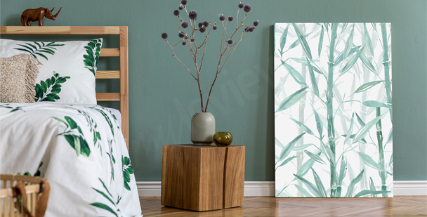 Image plante pour chambre