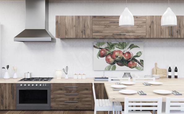 Image pour cuisine - illustration