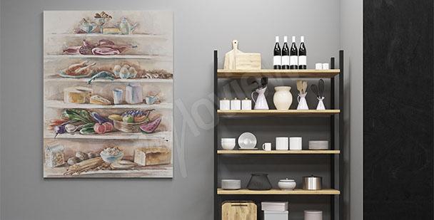 Image pour cuisine plats