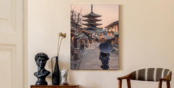Image rue de Kyoto