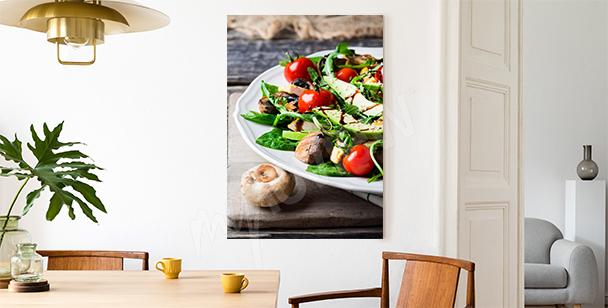 Image salade d'avocats