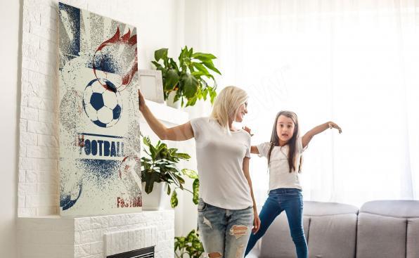 Image sport pour salon