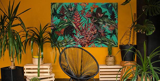 Image végétation et jungle