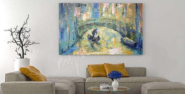 Image Venise: canal