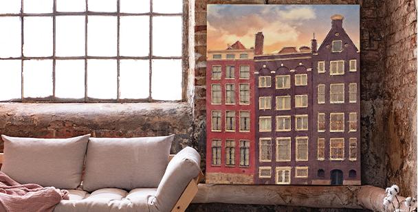 Image ville Amsterdam