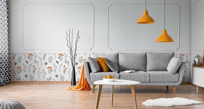 Papier peint lambris – une solution chic pour transformer vos intérieurs