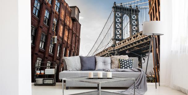 Papier peint architecture de New York