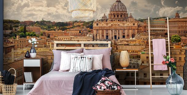 Papier peint architecture du Vatican