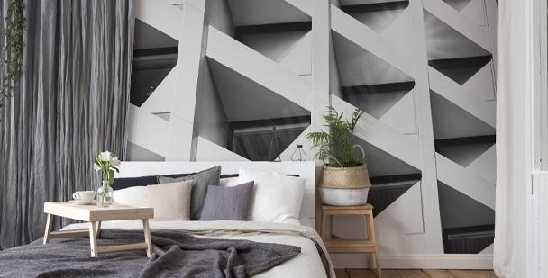 Papier peint architecture moderne
