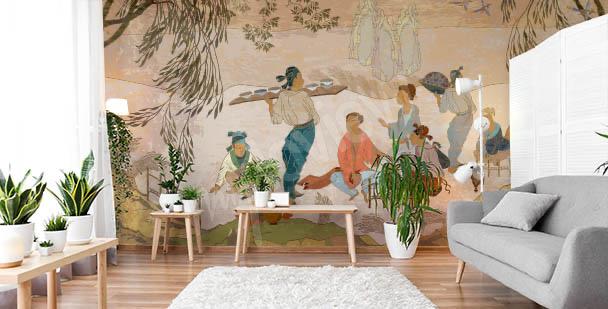 Papier peint Asie orientale