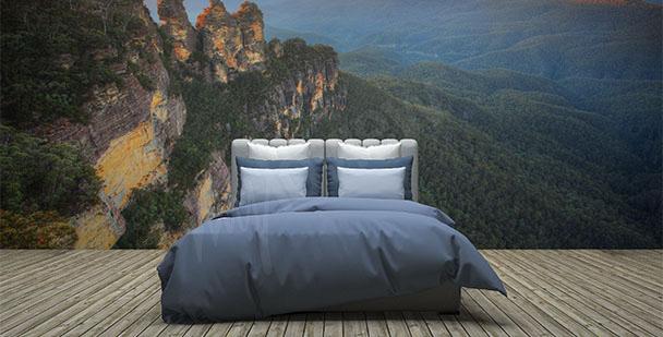 Papier peint Australie pour chambre à coucher