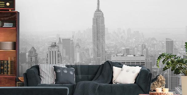 Papier peint de la ville de New York