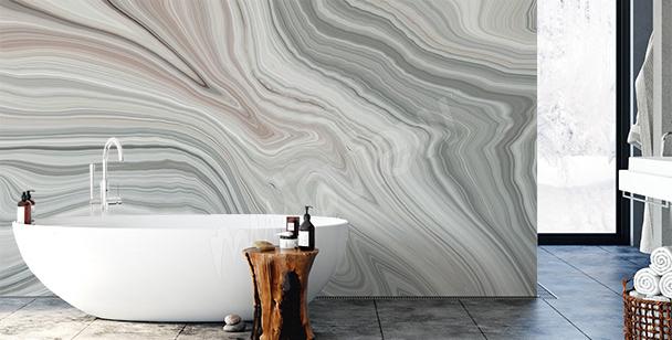 Papier peint décoratif pour la salle de bains