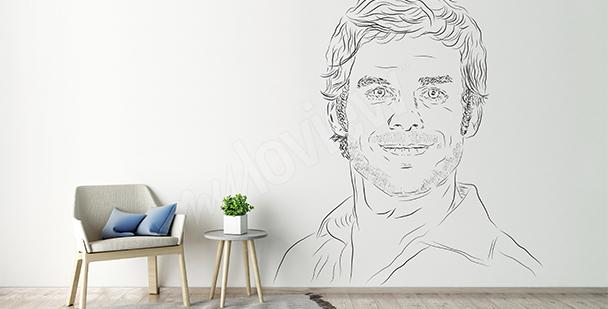 Papier peint Dexter