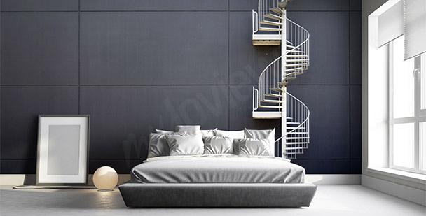 Papier peint escalier pour chambre