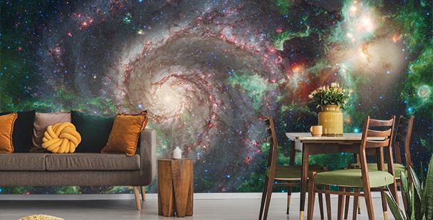 Papier peint espace cosmique