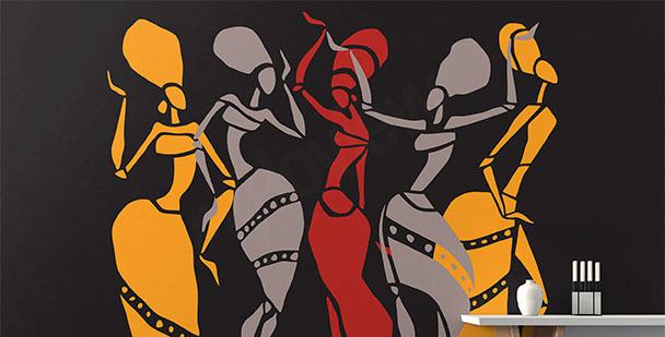 Papier peint femmes africaines