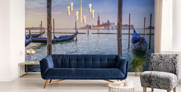 Papier peint Venise pour restaurant