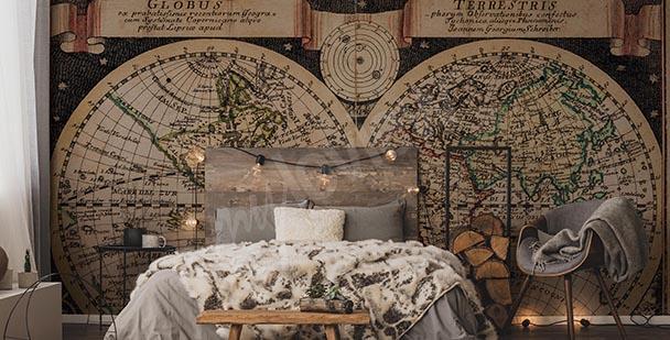 Papier peint pour chambre à coucher