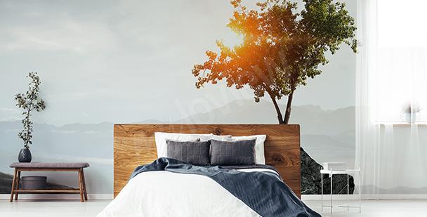 Papier peint lever du soleil