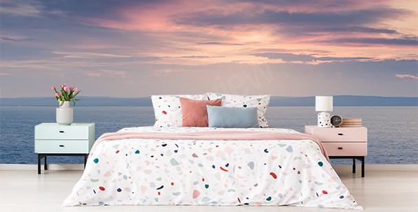 Papier peint mer pour chambre
