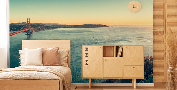 Papier peint panorama San Francisco