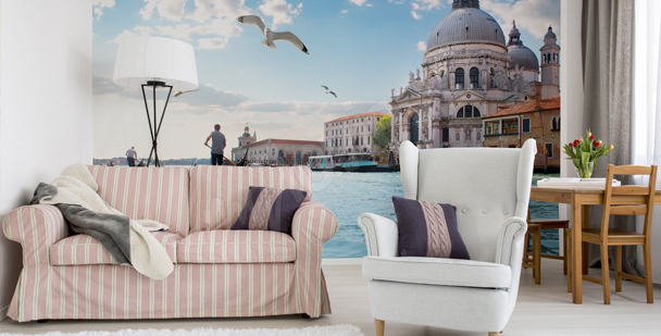 Papier peint panoramique Venise