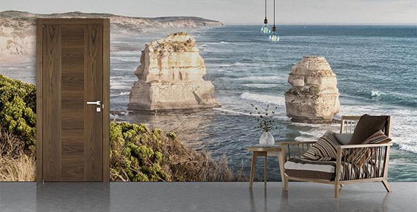 Papier peint paysage d'Australie