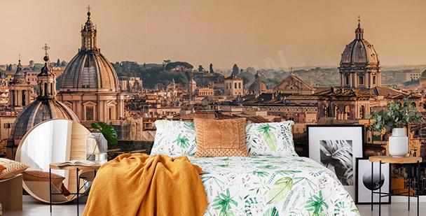 Papier peint paysage de Rome