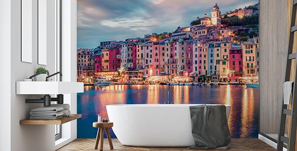 Papier peint Portovenere panorama