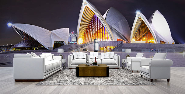 Papier peint Sydney Opera House