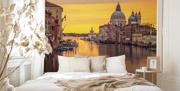 Papier peint inspiration Venise