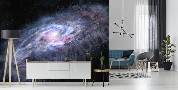 Papier peint Voie Lactée