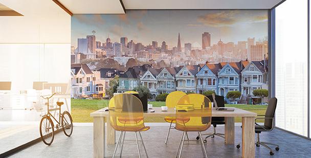 Papier peint vue sur San Francisco