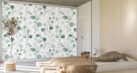 Rafraichir vos armoires et vos tables grâce aux stickers pour meuble