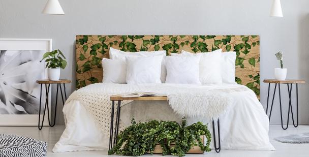 Sticker botanique pour chambre à coucher