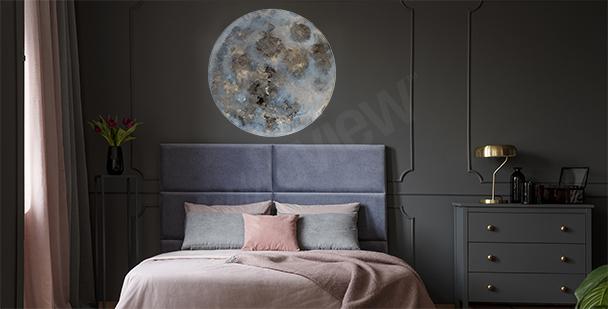Sticker cosmos pour chambre à coucher