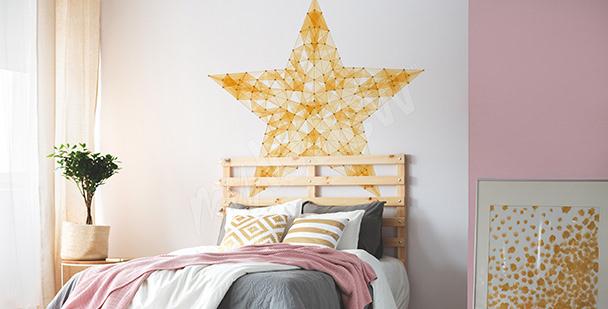Sticker étoile pour les jeunes