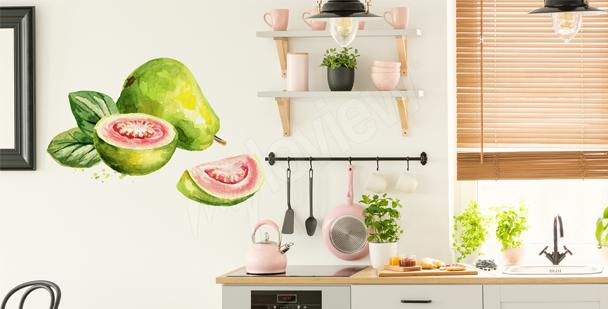 Sticker de cuisine formule pique-nique