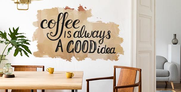 Sticker pour les amateurs de café