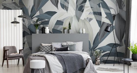 Quels sont les meilleurs accents décoratifs pour une chambre à coucher grise ?
