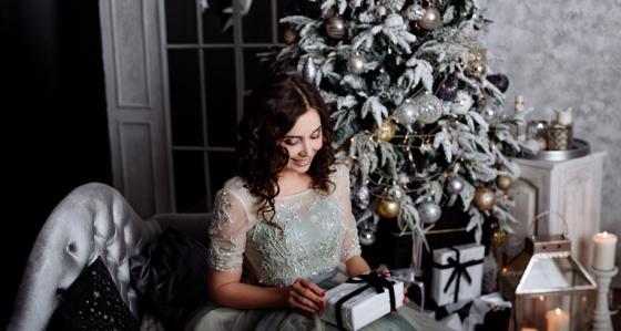 Noël glamour - entourez-vous du luxe que vous méritez !